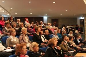 Eesti Naiste Kongress 7.märts 2014 Foto: Gerd Tarand
