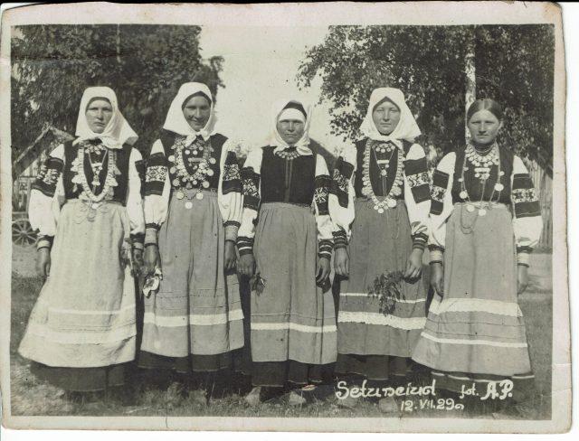 setu naised